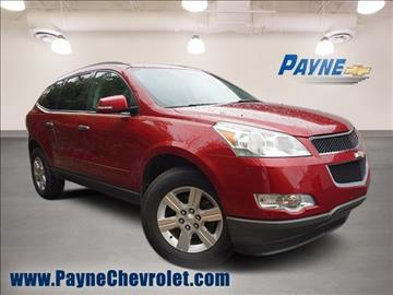 2012 Chevrolet Traverse for sale in Springfield, TN