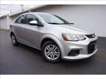 2017 Chevrolet Sonic for sale in Springfield, TN