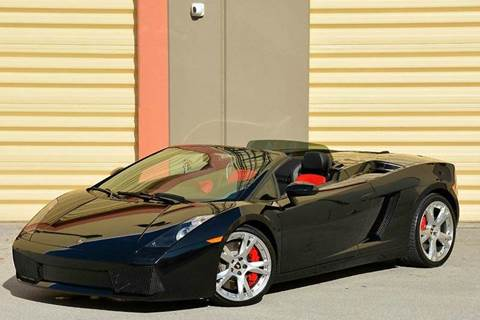 2008 Lamborghini Gallardo for sale in Royal Palm Beach, FL