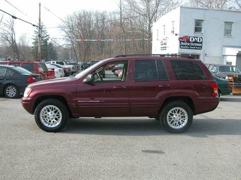 2002 jeep grand cherokee for sale in new jersey. Black Bedroom Furniture Sets. Home Design Ideas