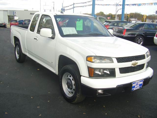 2009 chevrolet colorado work truck 4x2 pickup extended cab 4dr in green bay de pere denmark east. Black Bedroom Furniture Sets. Home Design Ideas