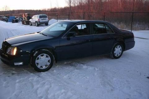 2005 Cadillac DeVille for sale in Lenox, MI