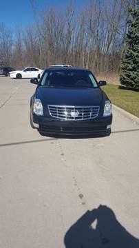 2008 Cadillac DTS for sale in Lenox, MI