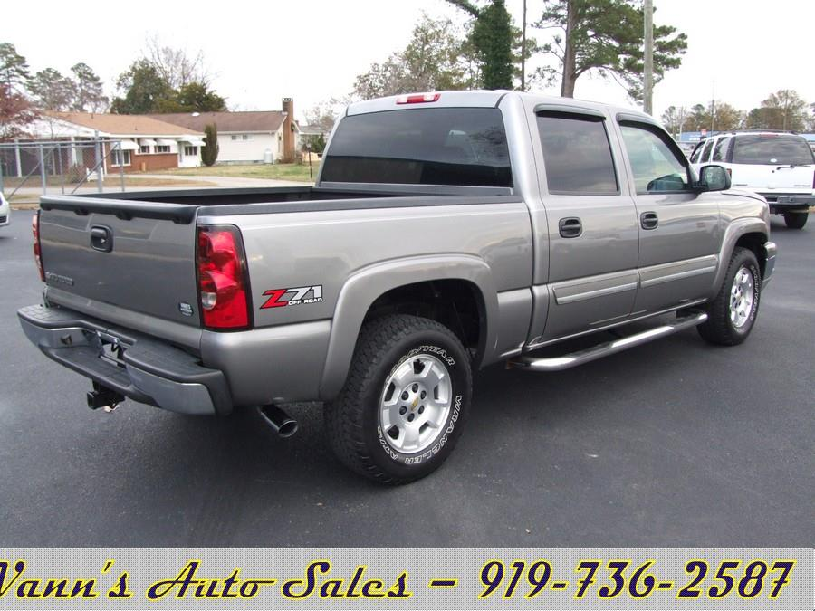 auto sales of goldsboro nc 2006 chevrolet silverado 1500 z71. Cars Review. Best American Auto & Cars Review