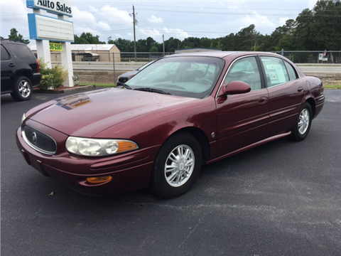 2002 Buick LeSabre for sale in Goldsboro, NC