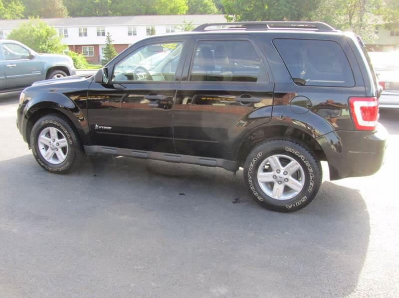 2010 Ford Escape Hybrid AWD Hybrid 4dr SUV - Mechanicville NY