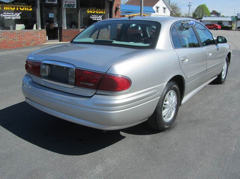 2005 Buick LeSabre Custom 4dr Sedan w/ Front Side Airbags - Mechanicville NY