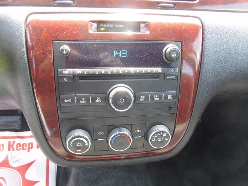 2013 Chevrolet Impala Police 4dr Sedan w/3FL - Mechanicville NY
