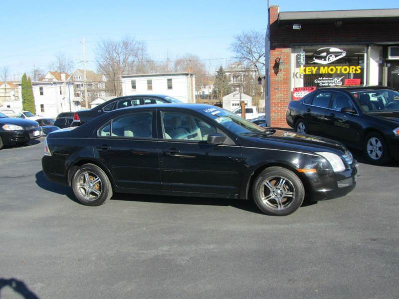 2008 Ford Fusion I4 S 4dr Sedan - Mechanicville NY