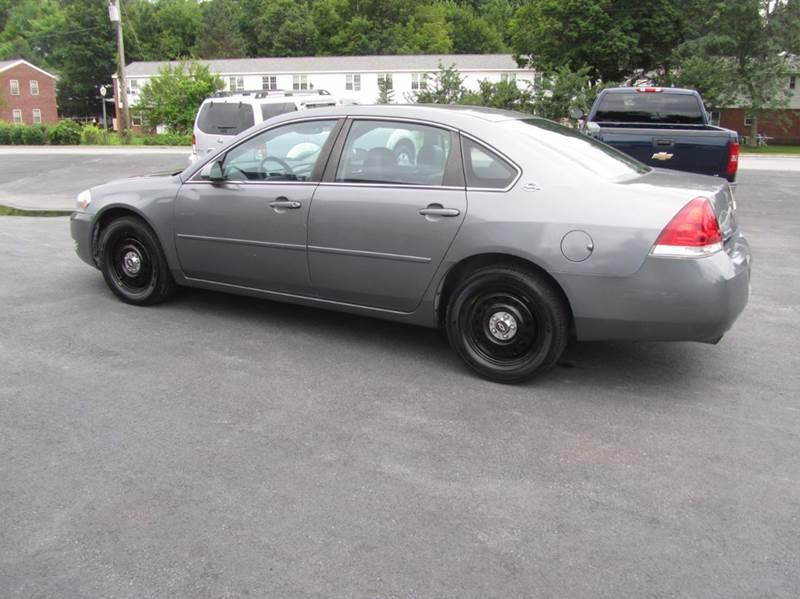 2008 Chevrolet Impala Unmarked Police 4dr Sedan - Mechanicville NY