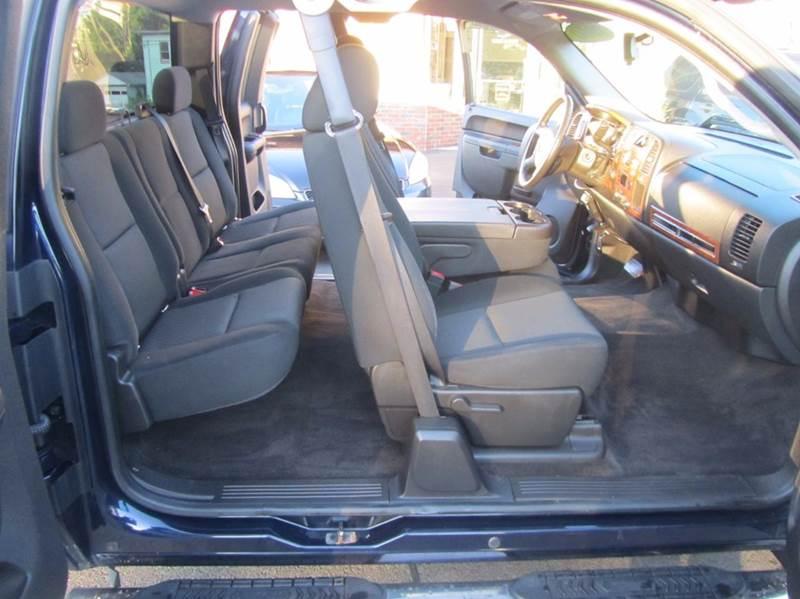 2010 Chevrolet Silverado 1500 4x4 LT 4dr Extended Cab 6.5 ft. SB - Mechanicville NY
