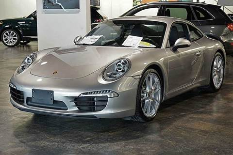 2013 Porsche 911 for sale in Wilbraham MA