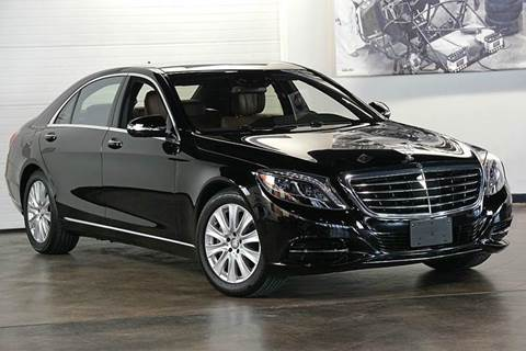 2015 Mercedes-Benz S-Class for sale in Wilbraham MA