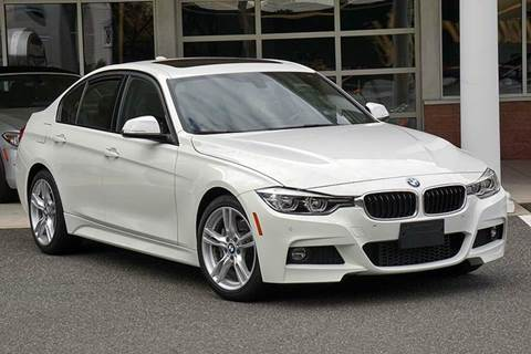 2017 BMW 3 Series for sale in Wilbraham MA