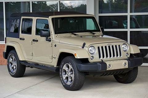 2017 Jeep Wrangler Unlimited for sale in Wilbraham MA