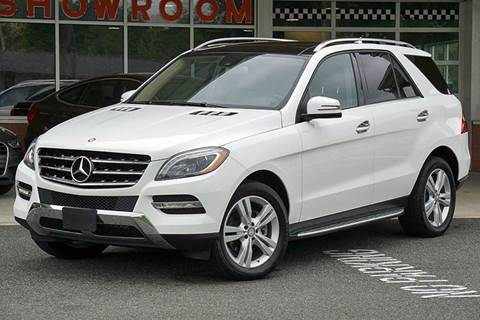 2014 Mercedes-Benz M-Class for sale in Wilbraham MA