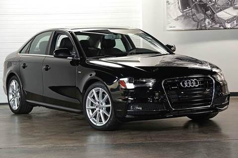 2015 Audi A4 for sale in Wilbraham MA