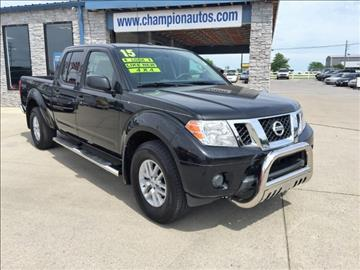 used 2015 nissan frontier for sale kentucky. Black Bedroom Furniture Sets. Home Design Ideas