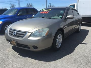 2004 Nissan Altima for sale in Nicholasville, KY
