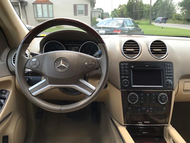 2010 Mercedes-Benz M-Class AWD ML 350 4MATIC 4dr SUV - Reedsville PA