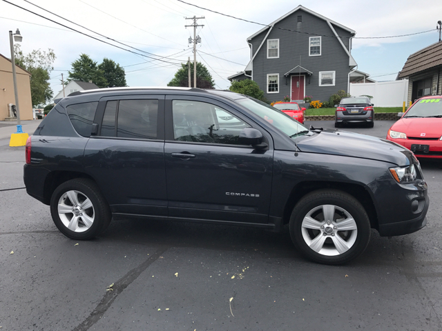 2014 Jeep Compass 4x4 Latitude 4dr SUV - Reedsville PA