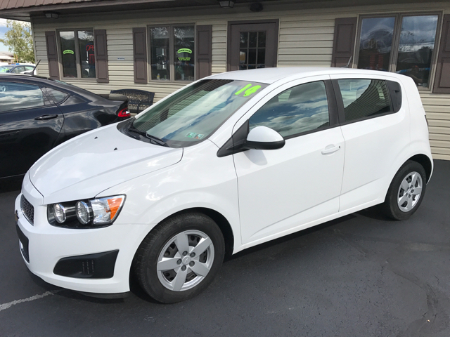 2014 Chevrolet Sonic LS Auto 4dr Hatchback - Reedsville PA