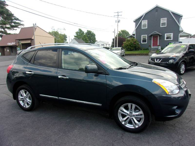 2013 Nissan Rogue AWD SV 4dr Crossover - Reedsville PA