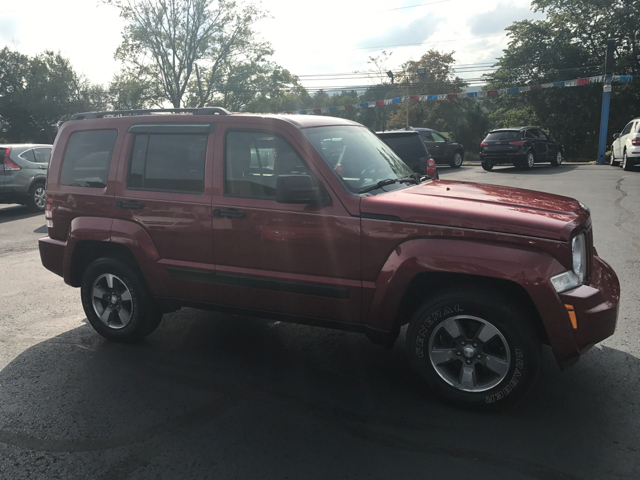 2008 Jeep Liberty 4x4 Sport 4dr SUV - Reedsville PA