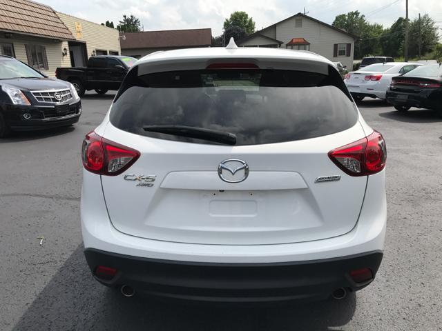 2015 Mazda CX-5 Touring AWD 4dr SUV - Reedsville PA