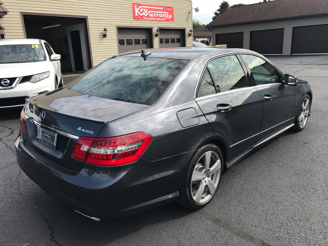 2011 Mercedes-Benz E-Class AWD E 350 Sport 4MATIC 4dr Sedan - Reedsville PA