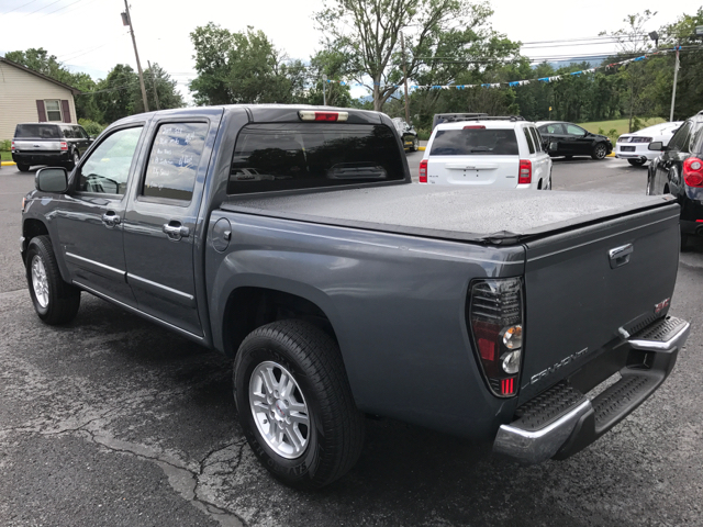2009 GMC Canyon SLE 1 4x4 Crew Cab 4dr - Reedsville PA