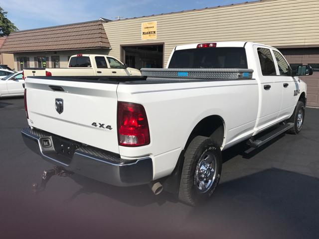 2013 RAM Ram Pickup 2500 Tradesman 4x4 4dr Crew Cab 8 ft. LB Pickup - Reedsville PA