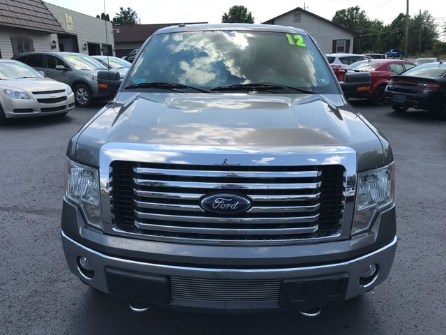 2012 Ford F-150 4x4 XLT 4dr SuperCrew Styleside 5.5 ft. SB - Reedsville PA