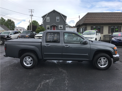 2009 GMC Canyon for sale in Reedsville, PA