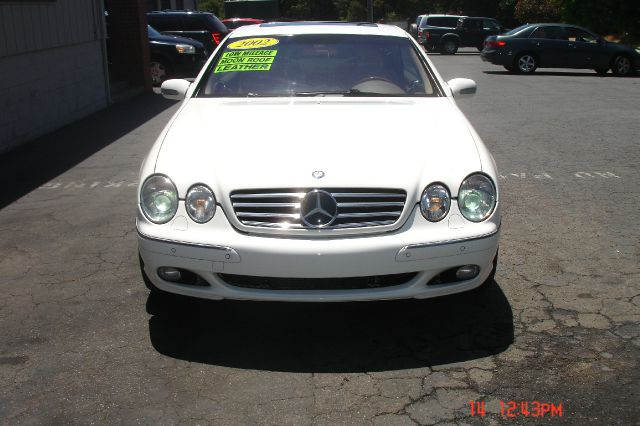 2002 Mercedes-Benz CL-600