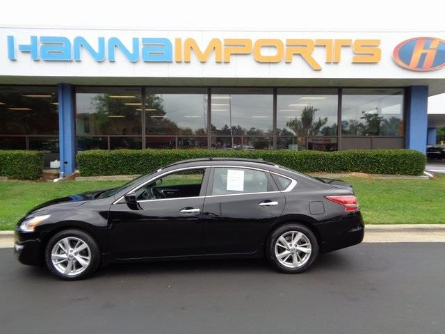 2013 NISSAN ALTIMA 25 SV 4DR SEDAN super black 2013 nissan altima 25 sv in