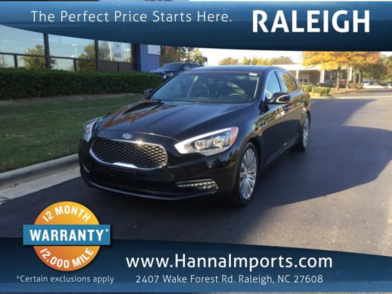 Raleigh auto loans