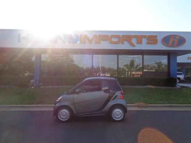 2013 SMART FORTWO PASSION 2DR HATCHBACK gray matte 2013 smart fortwo passion