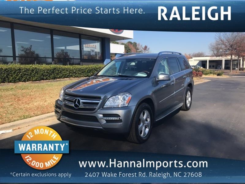 Used mercedes benz gl class for sale in north carolina for Mercedes benz charlotte nc independence
