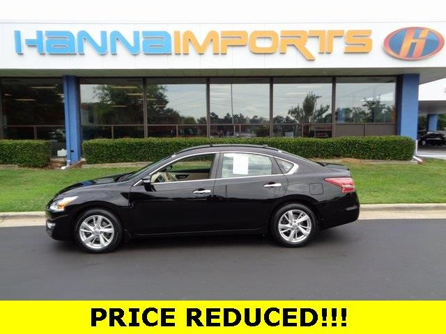 2013 NISSAN ALTIMA 25 SL super black 2013 nissan altima 25 sl in super blac