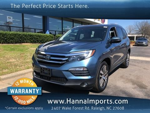 2017 Honda Pilot for sale in Raleigh, NC