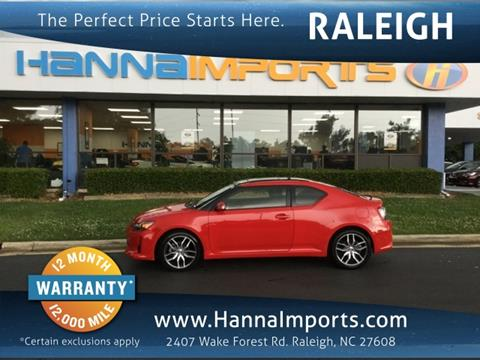 2016 Scion tC for sale in Raleigh, NC