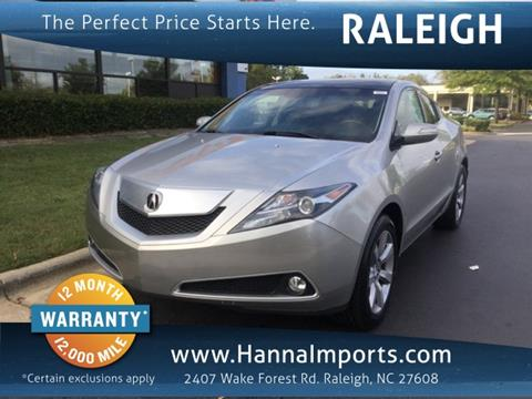 2010 Acura ZDX for sale in Raleigh, NC