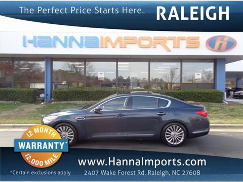 2015 Kia K900 for sale in Raleigh, NC