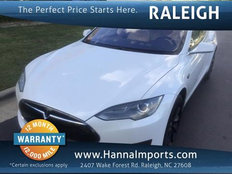 2013 Tesla Model S for sale in Raleigh, NC