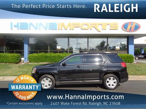 2014 GMC Terrain for sale in Raleigh, NC