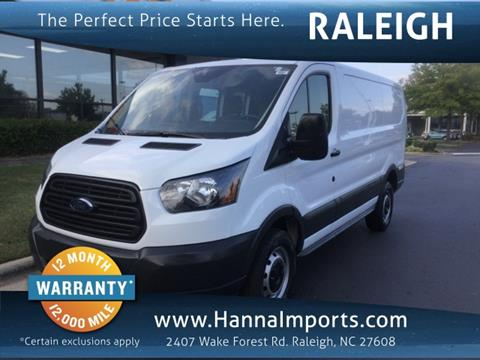2016 Ford Transit Cargo for sale in Raleigh, NC