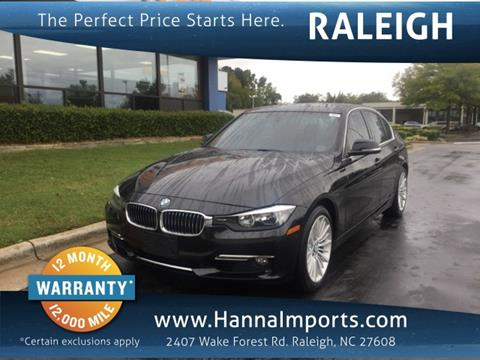 2014 BMW 3 Series for sale in Raleigh, NC