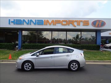 Used Electric Cars Raleigh Nc >> Hybrid/Electric Cars For Sale Raleigh, NC - Carsforsale.com