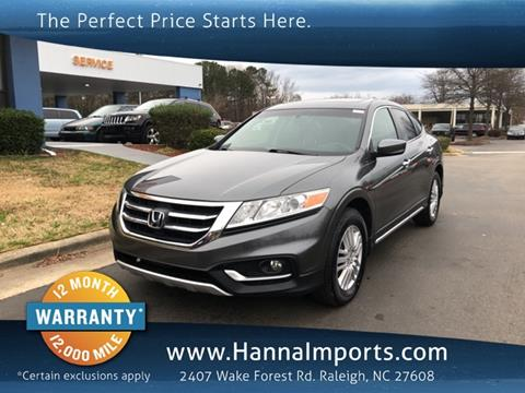 2014 Honda Crosstour for sale in Raleigh, NC
